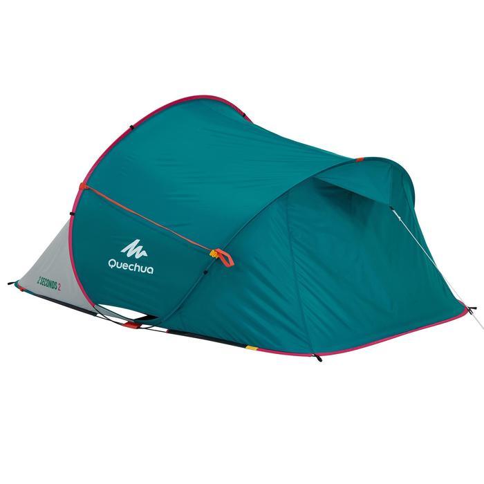 Tente de camping 2 SECONDS | 2 personnes - 1136006
