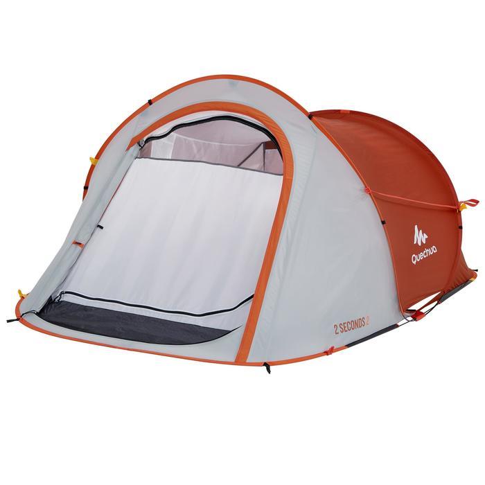 Tente de camping 2 SECONDS | 2 personnes - 1136009