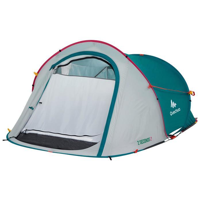 Tente de camping 2 SECONDS | 2 personnes - 1136013