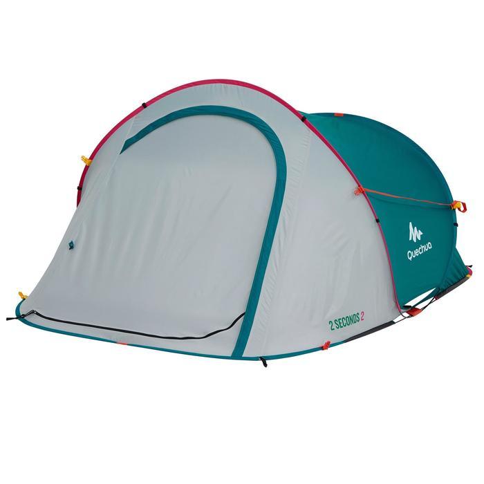 Tente de camping 2 SECONDS | 2 personnes - 1136015