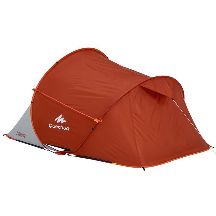 Tente de camping 2 SECONDS | 2 personnes - 1136019