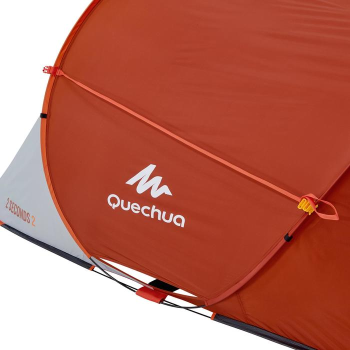 Tente de camping 2 SECONDS | 2 personnes - 1136036
