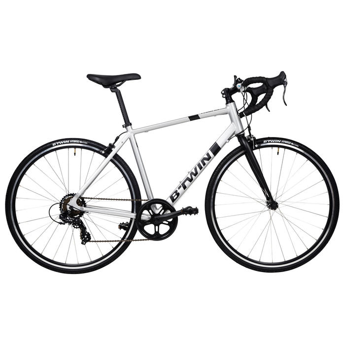 4801ffad9 Road Bikes Triban 100 Road Bike - Decathlon