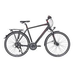 "Fahrrad 28"" Trekkingrad Riverside 700 TR Herren anthrazit/rot"