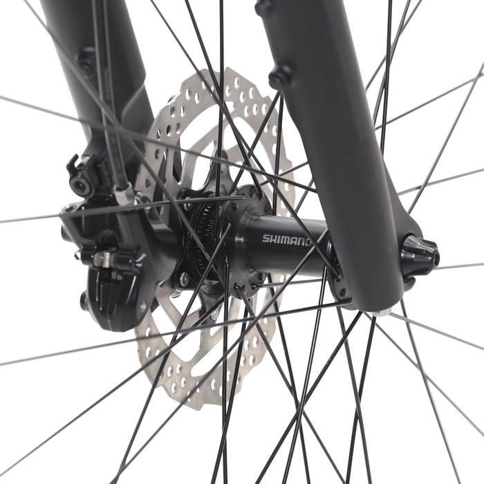 "Cross Bike 28"" Riverside 700 CTR Damen anthrazit/orange"