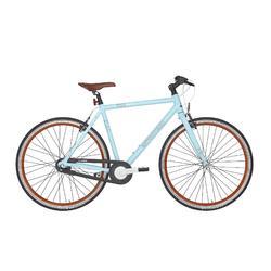 "City-Bike 28"" City Speed 500 Nexus 3 mint/braun"