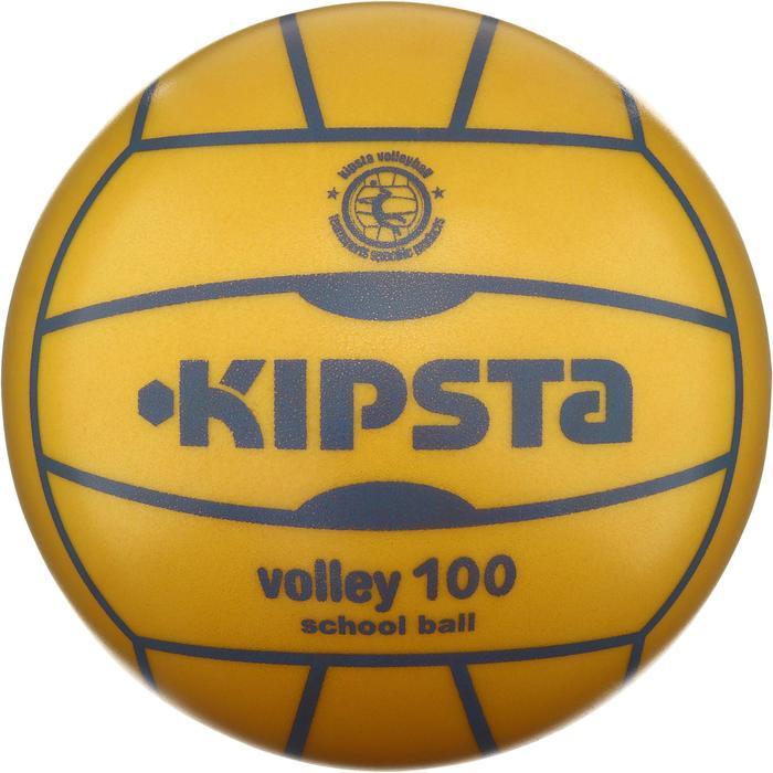 Ballon de volley-ball intérieur V100 - 1136336