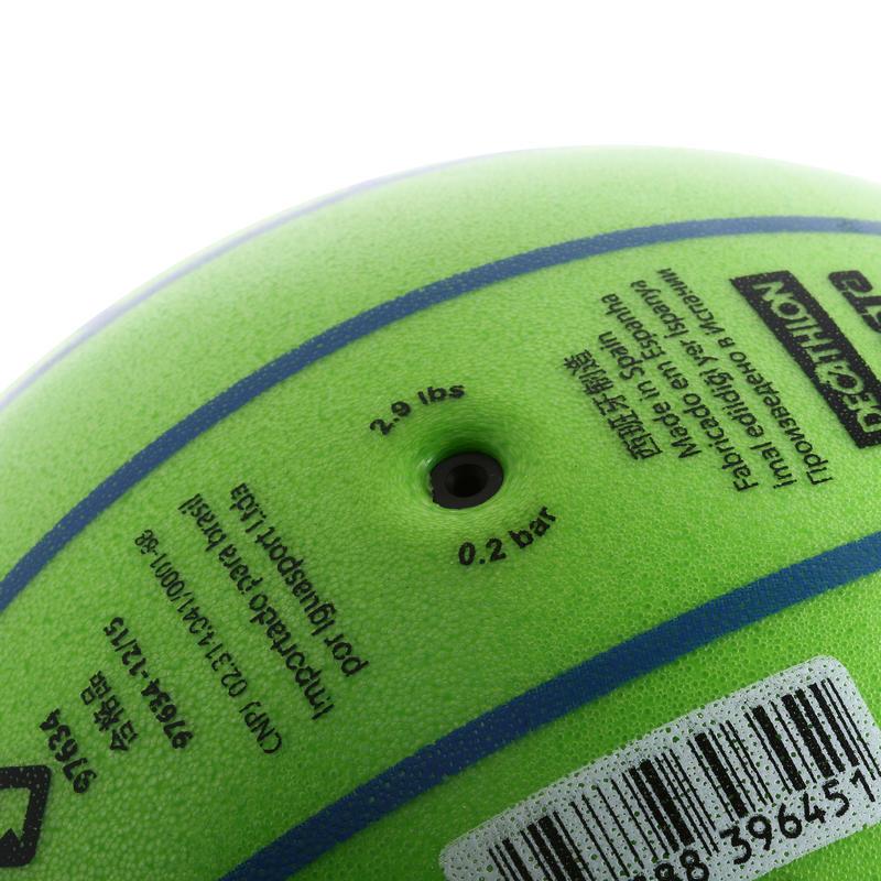 Quả bóng chuyền trong nhà V 100 - Xanh lá