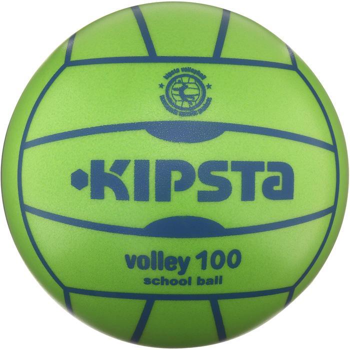 Ballon de volley-ball intérieur V100 - 1136342