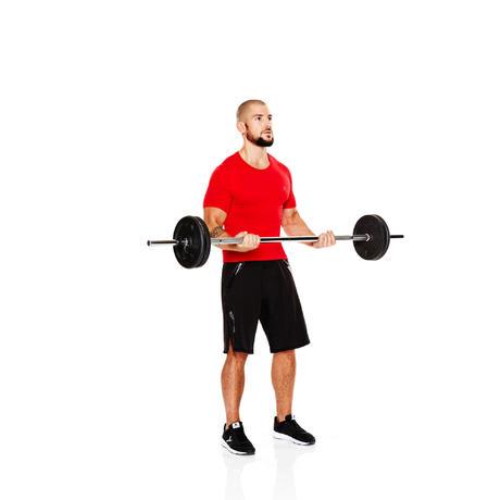 Bilanciere body-building 1,20m 28mm   Domyos by Decathlon 21d8dbc9017