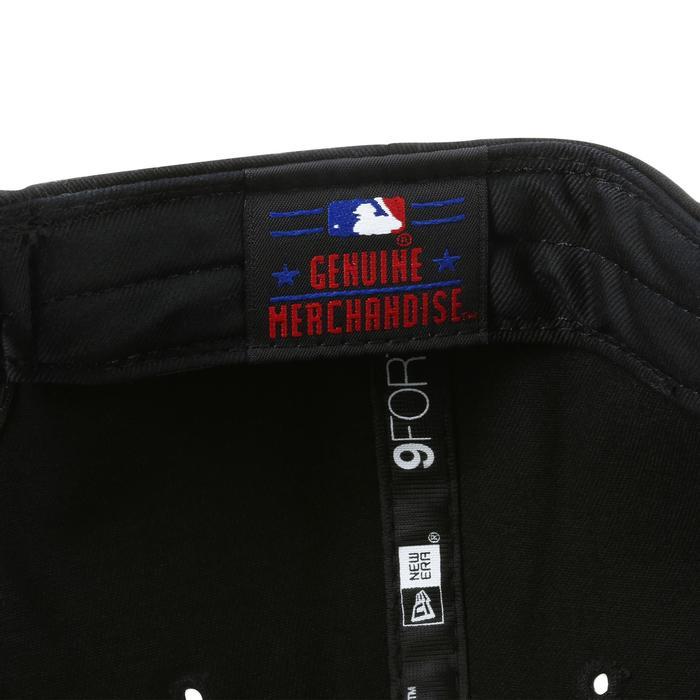 Casquette de baseball pour adulte New York Yankees noire - 1136385
