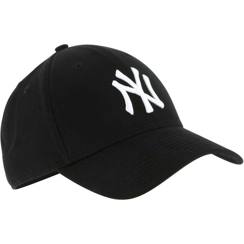 BASEBALL EQUIPMENT Baseball - 9Forty New York Yankees Baseball Cap - Black NEW ERA - Baseball BLACK