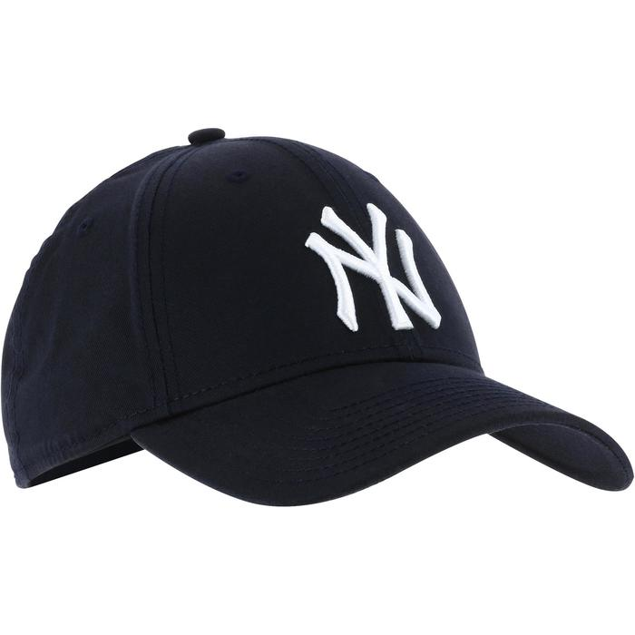 Gorra Plana de béisbol para adulto New York Yankees azul New era ... 7bd52f38eba7
