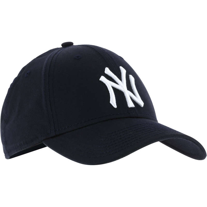 Baseball ütők és labdák USA csapatsportok, rögbi, floorball - Baseball sapka New York Yankee NEW ERA - Baseball BLACK