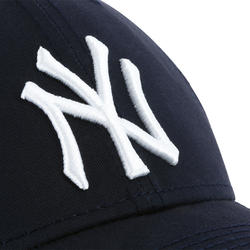 New York Yankees pet 9Forty volwassenen blauw - 1136396