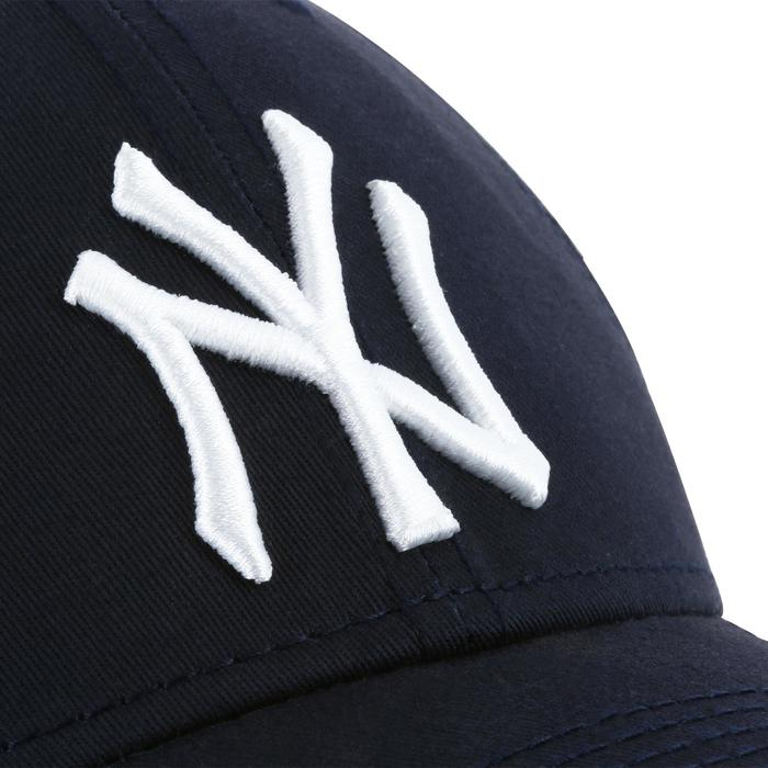 Casquette de baseball pour adulte New York Yankees bleue