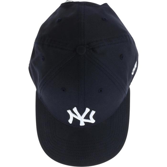 Gorra Plana de béisbol para adulto New York Yankees azul New era ... d04deb8d68e