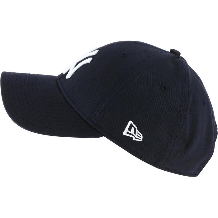 Honkbalpet voor volwassenen New York Yankees blauw