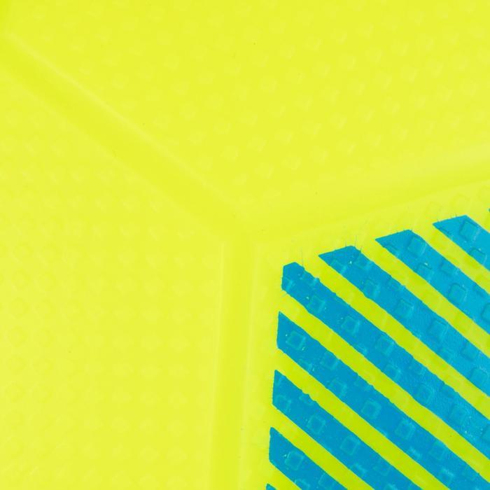 Balón de fútbol Sunny 300 talla 5 amarillo fluorescente