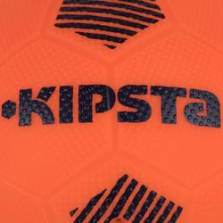 Minibalón de fútbol Sunny 300 talla 1 naranja negro