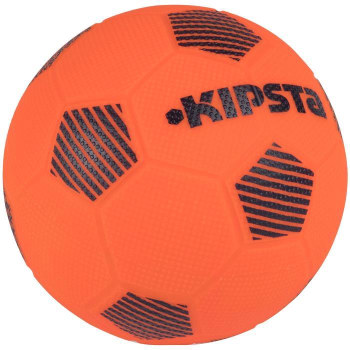Mini-Fußball Sunny 300 Größe 1 orange/schwarz