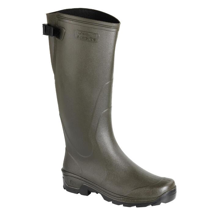 Botte chasse glenarm 500 marron - 1136531