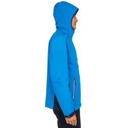 100 Men's Sailing Rain Coat - Bright Blue