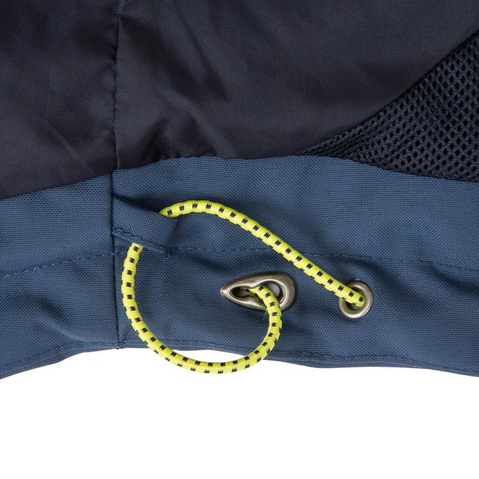 100 Men's Sailing Jacket - Grey/Blue