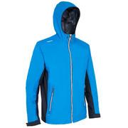 Modra moška jadralna jakna 100