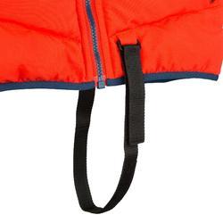 Omkeerbaar drijfvest 50 N Izeber 2 voor heren blauw/grijs/oranje