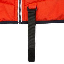 Keerbaar drijfvest Izeber 2 voor heren, zeilen, 50 N blauw/oranje