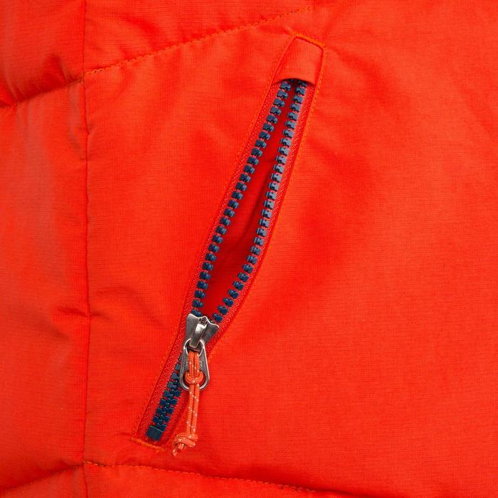 Omkeerbaar drijfvest 50 N heren Izeber 2 blauw/grijs/oranje