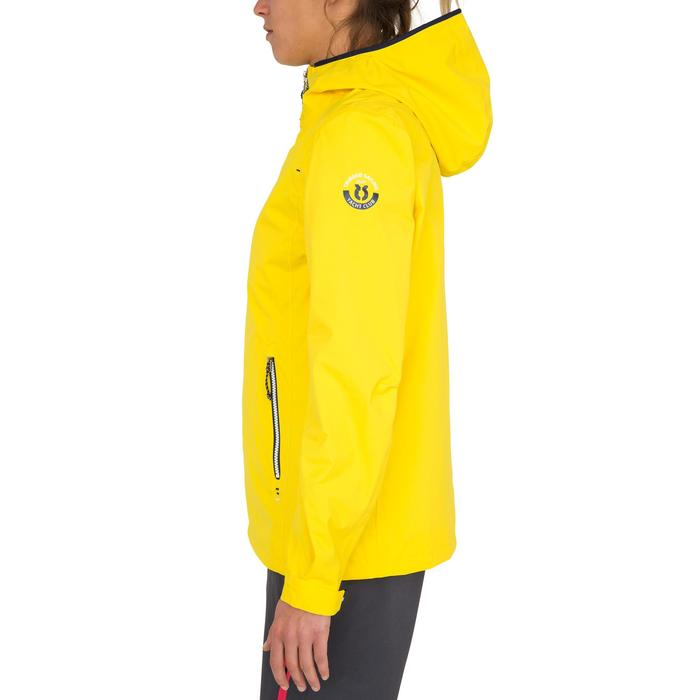 100 Women's Waterproof Sailing Oilskin - Yellow