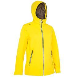 100 女士航海防風外套- 黃色