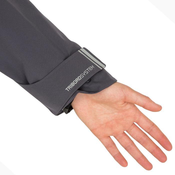 Veste imperméable de voile femme 500 gris