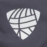 Peto-Traje de entrenamiento náutico 500 mujer gris
