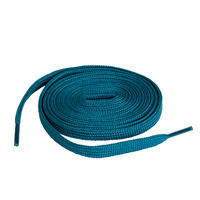Flat Hiking Boot Laces - Blue