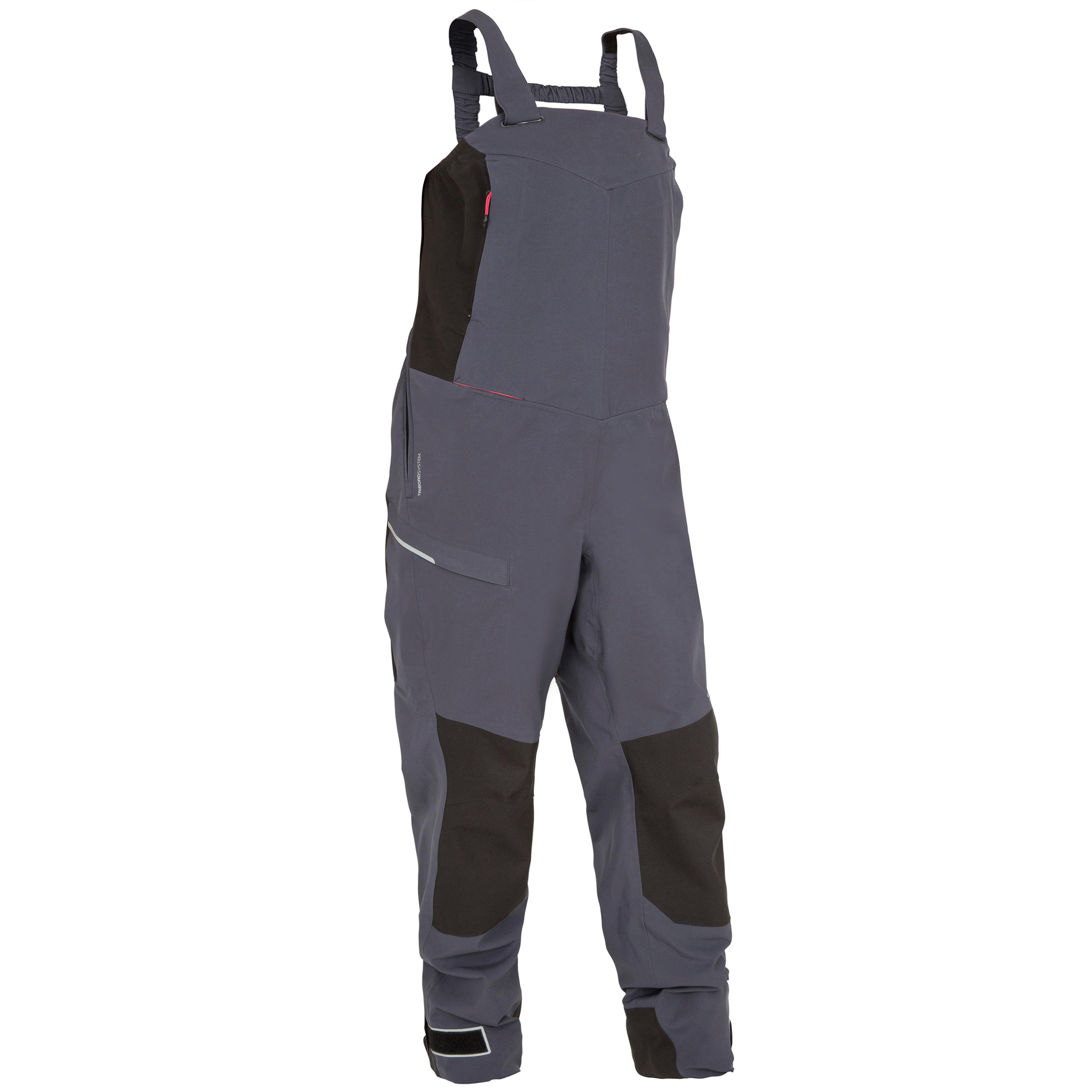 500 Women's Sailing Salopettes - Grey