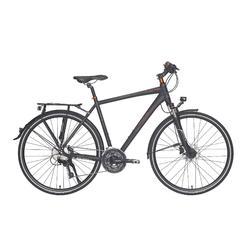 "Fahrrad 28"" Trekkingrad Riverside 740 TR Herren anthrazit/orange"