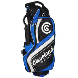 Golf trolleytas CG zwart/blauw