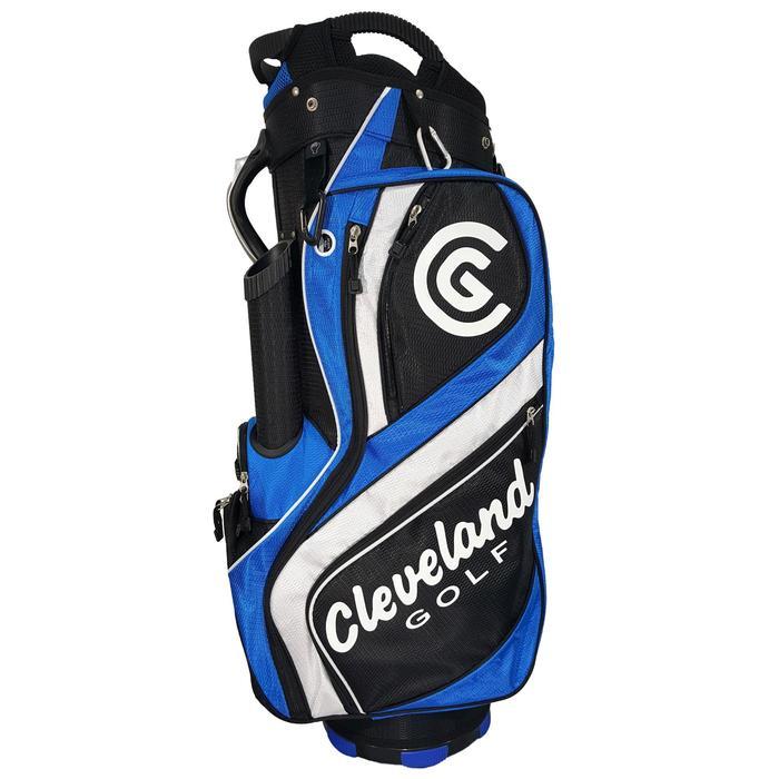 Golf Cartbag CG schwarz/blau