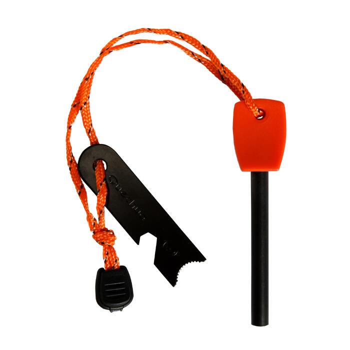 Vuurstarter voor trekking oranje