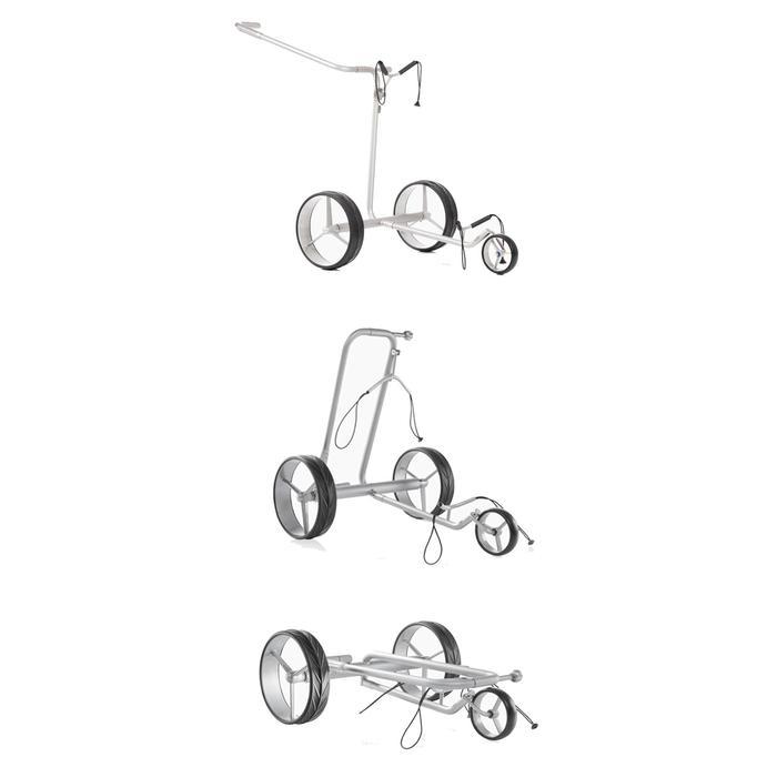 chariot électrique JUCAD SL CLASSIC 35 titane - 1137172