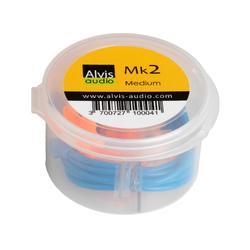 Ohrstöpsel Silikon MK 2 Gehörschutz