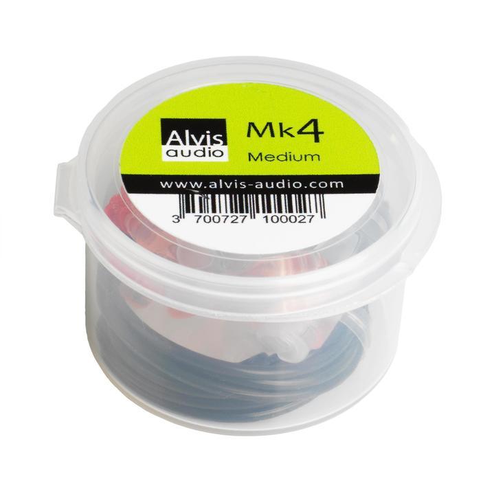 Ohrstöpsel Silikon MK4