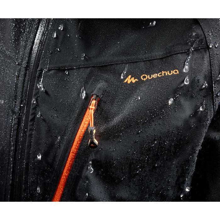 Veste pluie imperméable randonnée homme Forclaz 400 - 1137250