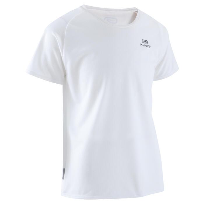 Tee shirt athlétisme enfant run dry - 1137273