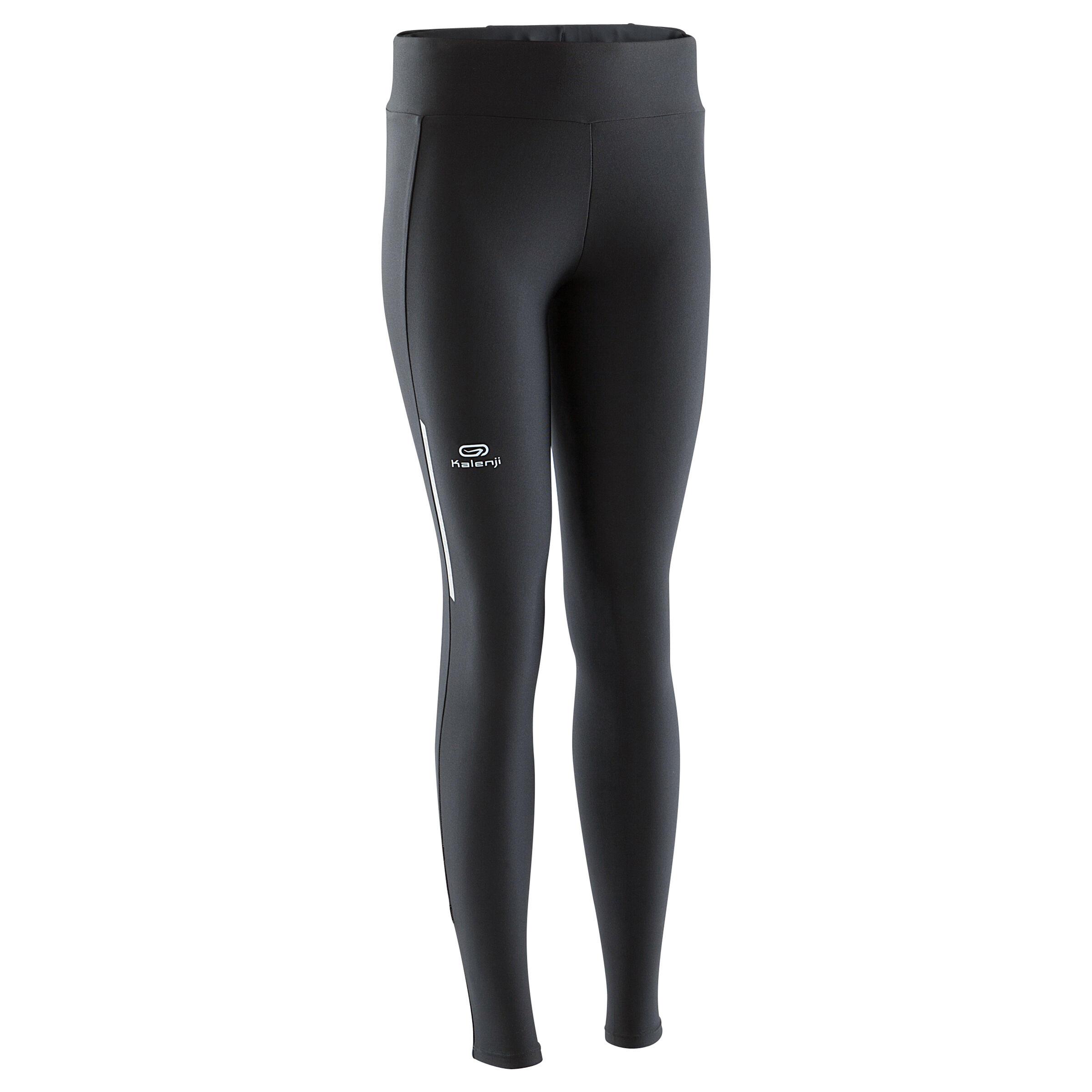 Laufhose lang Tights Run Dry Damen | Sportbekleidung > Sporthosen > Laufhosen | Kalenji