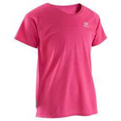 Atletiek T-shirt voor kinderen Run Dry
