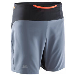 Baggy short voor trail, heren